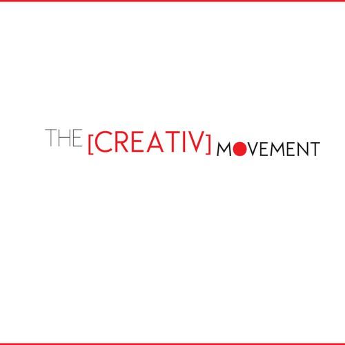logo for THE [CREATIV] MOVEMENT