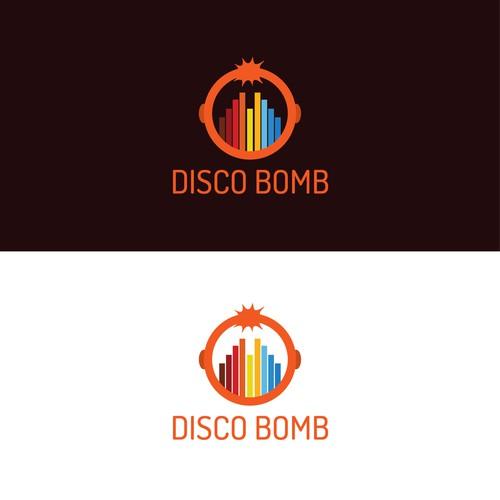 Disco Bomb Logo