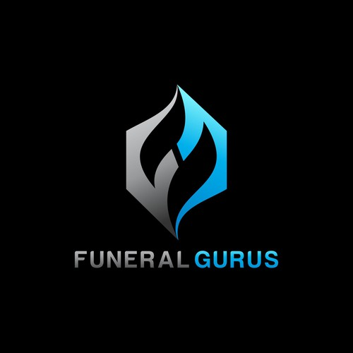Create a COOL LOGO for Funeral Gurus educational website