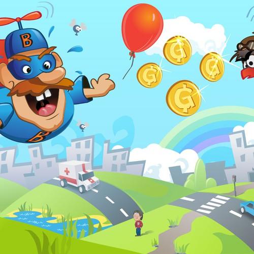 Create Fun Mobile Game Screenshot