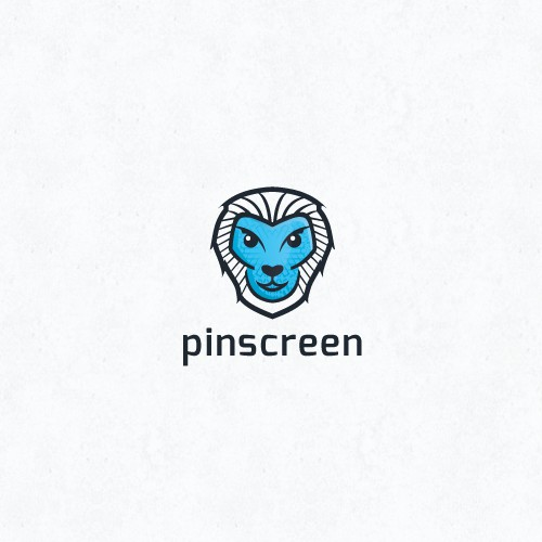 Logo Concept For Pinscreen