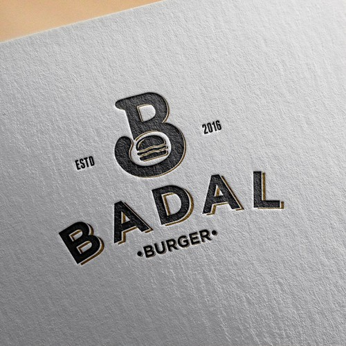Logo for BADAL BURGER