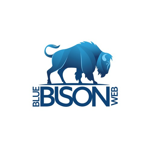 Blue Bison Web