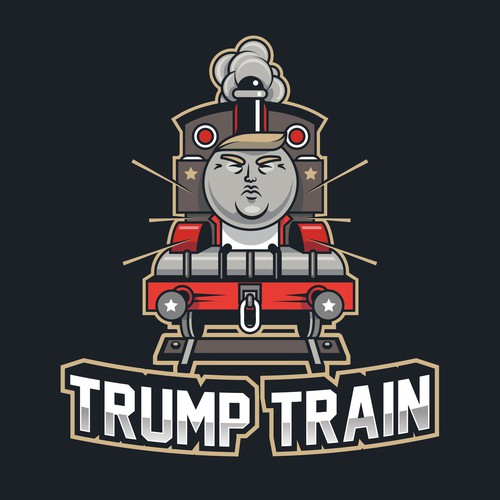 Trump the Train Engine