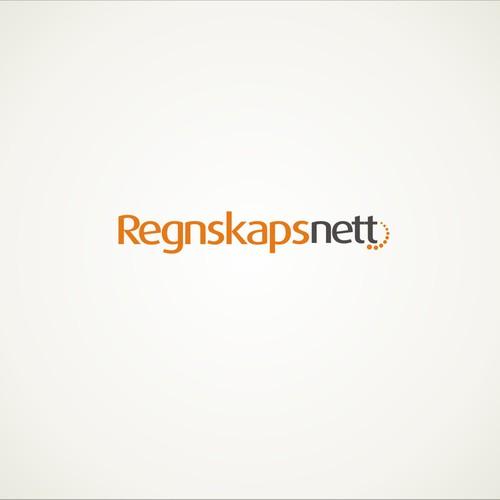 New logo Regnskapsnett