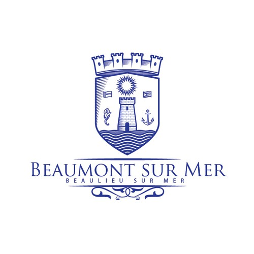 New logo wanted for Beaumont sur Mer -Luxury South of France Vacation Home