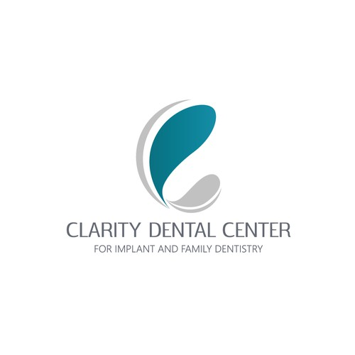 Logo for Clarity Dental Center