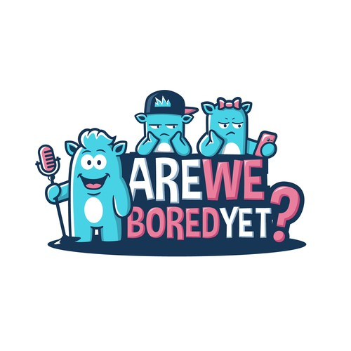 Are We Bored Yet? Logo
