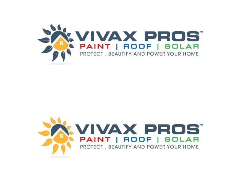 Rebrand and consolidate the separate brands Vivax Pro Painting and Vivax Pro Roofing