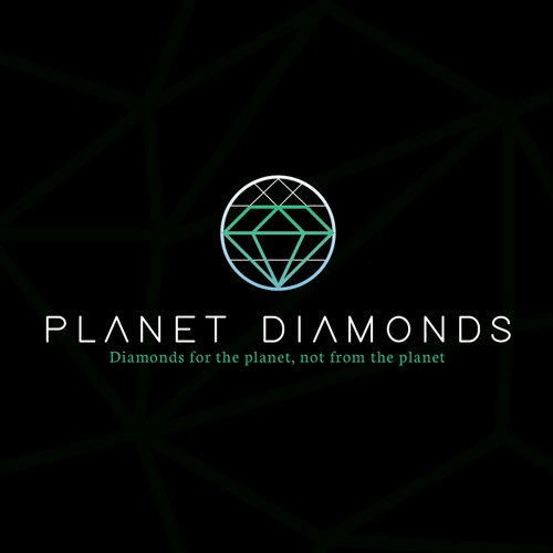 Smart logo for Planet Diamonds