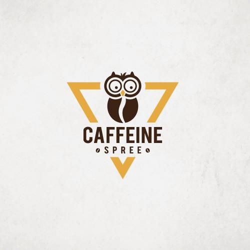 Caffeine Spree Logo