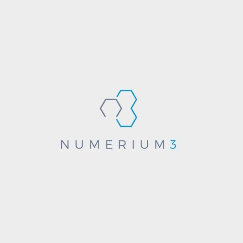Logo - Numerium3