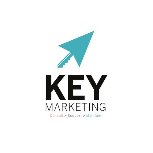Key Marketing Logo 4