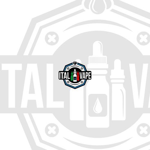 Logo per liquido per sigaretta elettroniche