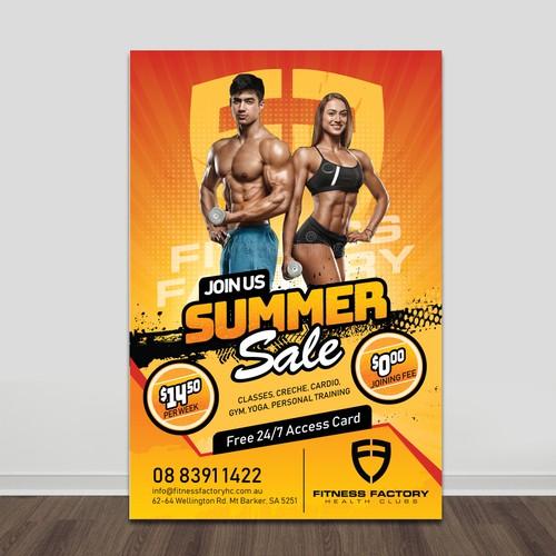 Gym Poster 2
