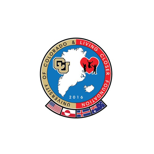 Seal logo for expedition
