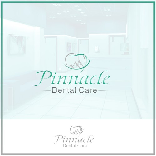 Logo concept for dentist