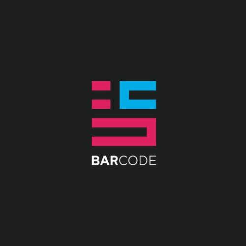 Barcode Logo Design