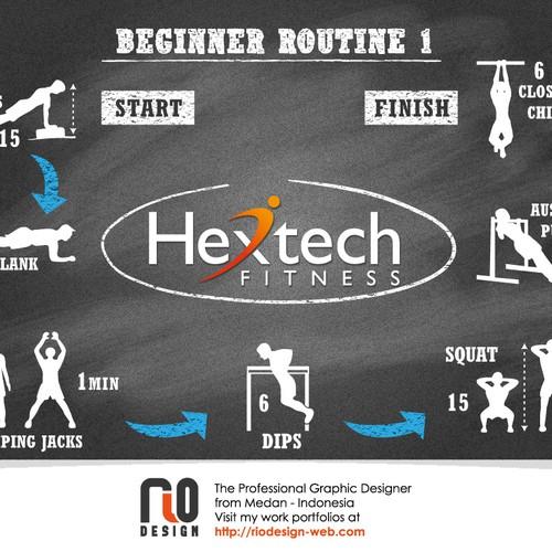 Illustration for Hextech Fitness