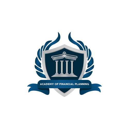 logo design for Academy of Financial Planning