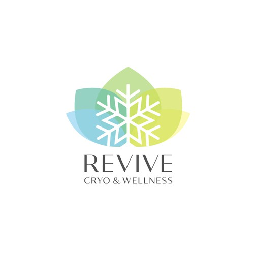 Logo for REVIVE Cryo & Wellness