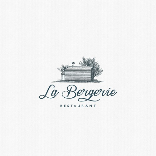 ***NEW FRENCH RESTAURANT LOGO***