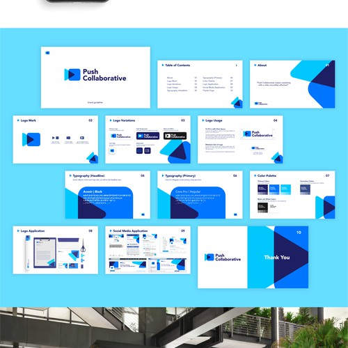 Logo brand and guideline