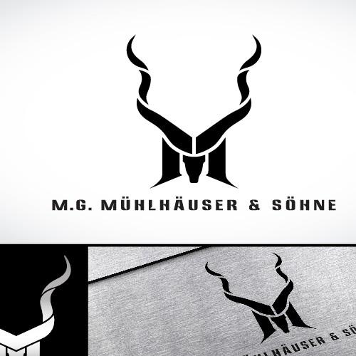Create the next logo for Muhlhauser