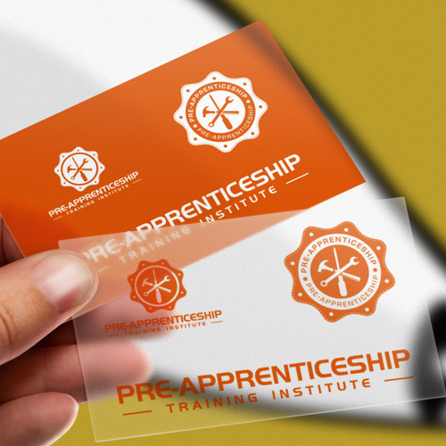 Design a unique logo for a Canadian pre-apprenticeship training school