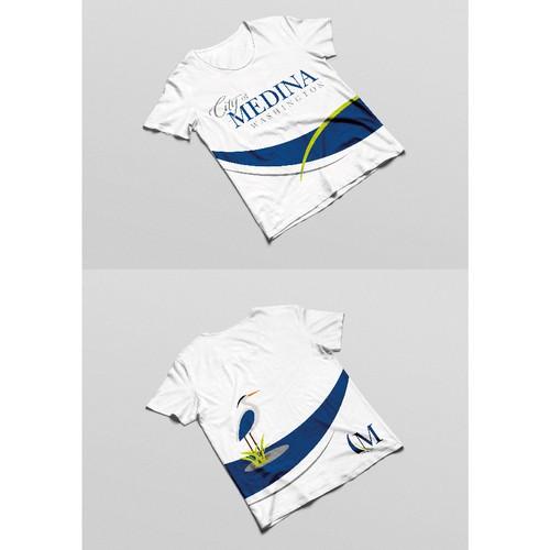 T-Shirt Design for Medina