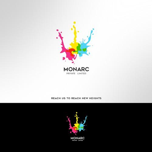 Winning Entry/Logo for Printing-Marketing-Advertising Company