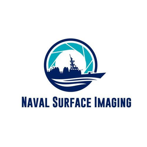 NSI : Naval Surface Imaging Logo
