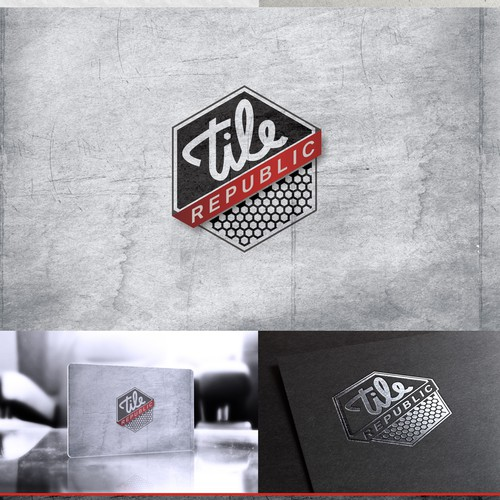 Create a winning logo for Tile Republic