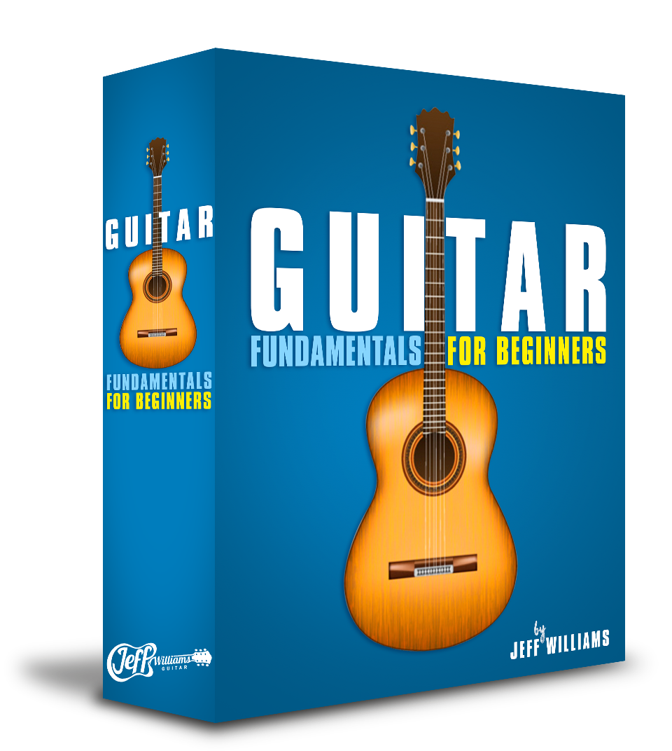 Guitar Course - Banner Ad