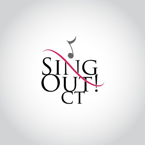 New logo wanted for SingOut! CT