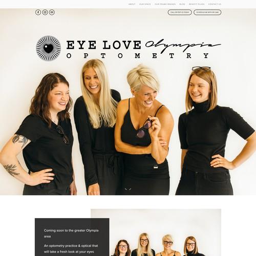 Eye Love Olympia