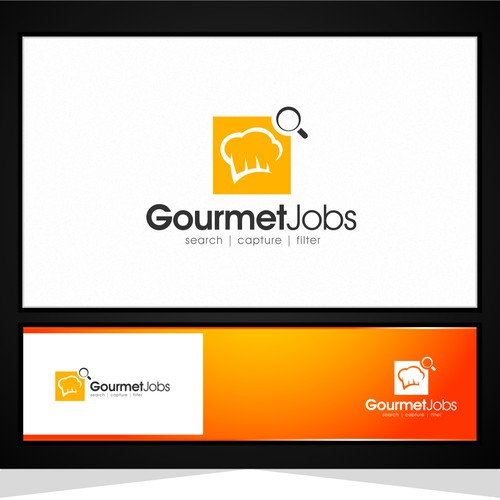 Gourmet Jobs needs a new logo