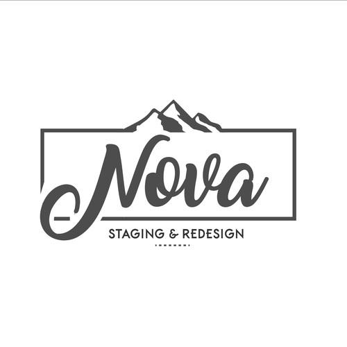 A logo concept for Nova