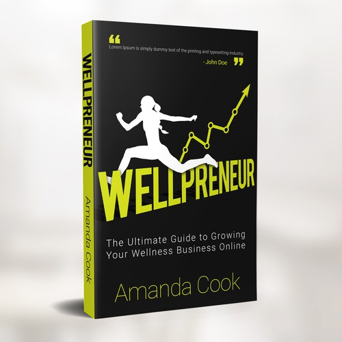 Book Cover for Wellpreneur