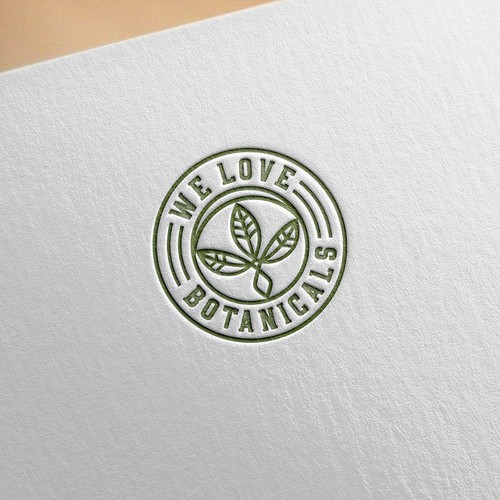 We Love Botanicals logo