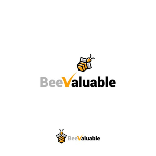 Logo Design for BeeValuable