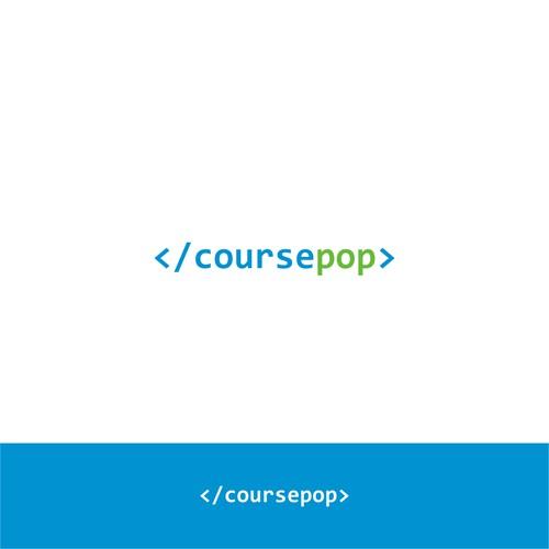 course pop logo