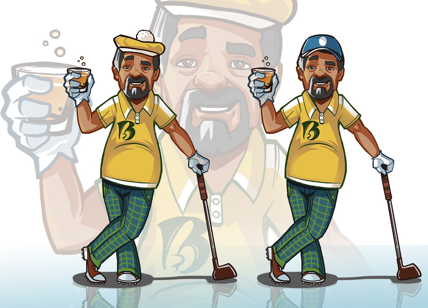 Cartoon Illustrator for new company brand