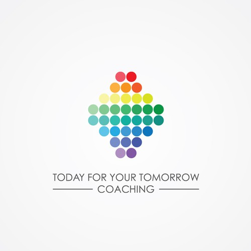 Winner design for Today For Your Tomorrow Coaching logo contest.
