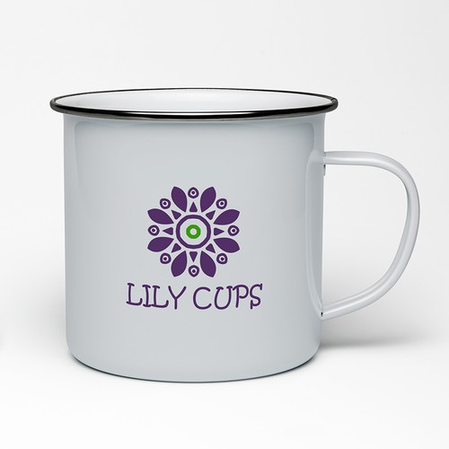 Lily Cups Logo