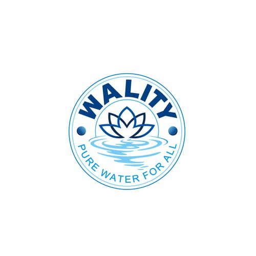 Wality - Water company in Vietnam needs a logo