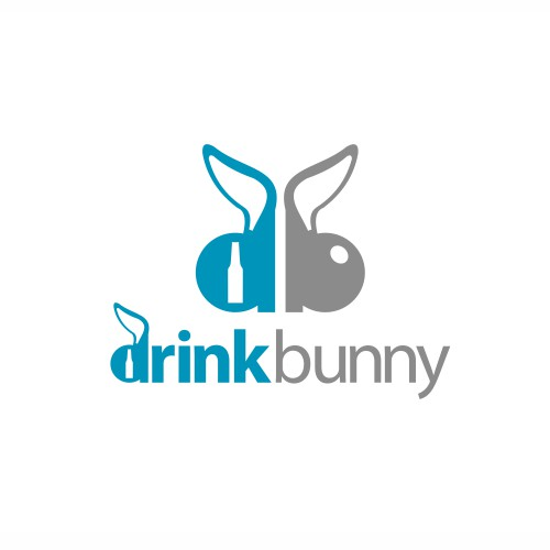 logo for drinkbunny