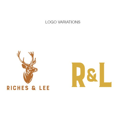 Logo and Packaging for R&L