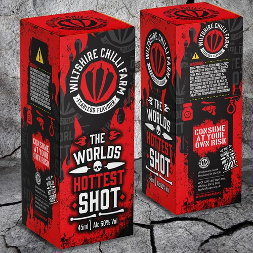 The Worlds Hottest Shot