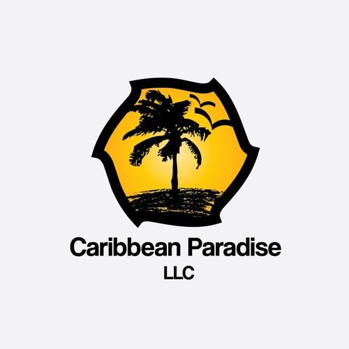 Caribbean Paradise LLC needs a new logo
